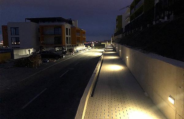Nočný kontrolný deň – testovanie efektívnosti a nastavenia osvetlenia